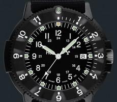 TRASER Military – vojenské hodinky