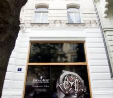 Audemars Piguet otevírá exkluzivní butik v Pařížské ulici v Praze
