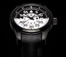 Fortis B-42 Flieger černý COCKPIT GMT