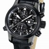Flieger Black Chronograph Alarm