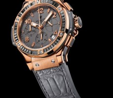 Hublot Big Bang Earl Grey Gold Hematite