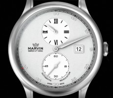 Hodinky MARVIN slaví 160 letl