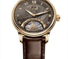 Mechanické hodinky v 18ti karátovém zlatě Maurice Lacroix