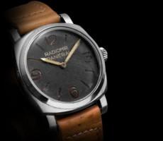 Panerai Radiomir – hodinky s radiovou luminiscencí