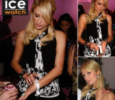 Paris Hilton – Golden Globes 2010