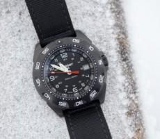 3b198ec3d6c Putovní hodinky Traser Tornado Pro – první zkoušky ledem (II. díl)