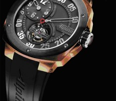 ALPINA – Extreme Tourbillon Regulator