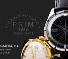 117e79cb6c0 PRIM – výroba hodinek v Novém Městě nad Metují