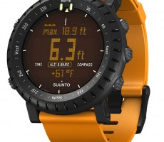 Sunnto Core Black Orange