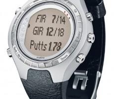 Golfové hodinky Suunto G6 analyzují švih golfovou holí