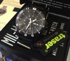 f3c2cef35ee Štafetový test odolnosti  Putování hodinek Traser P 6600 Type 6 MIL-G  Sapphire X.