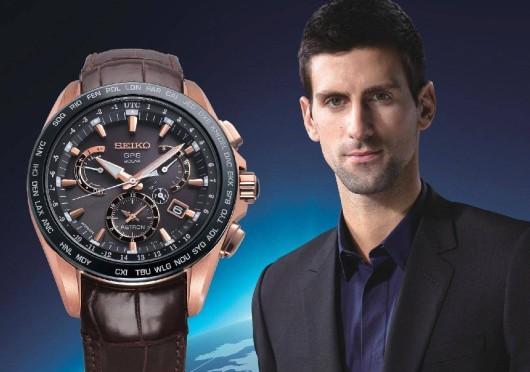 Seiko Astron SSE060J1 Novak Djokovic Limited Edition 2015