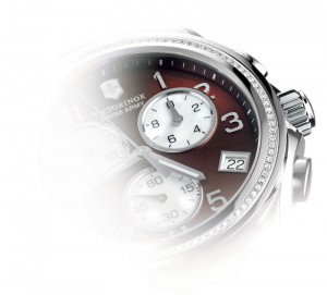 VICTORINOX Chrono Classic Lady Diamond
