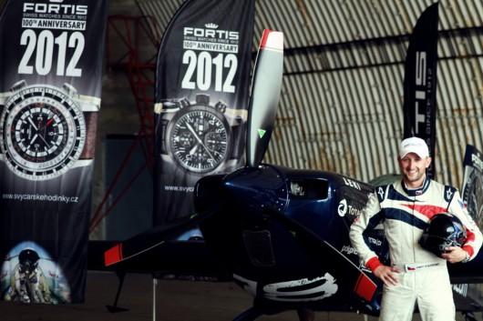 FORTIS - značka spojená s letectvím a kosmonautikou