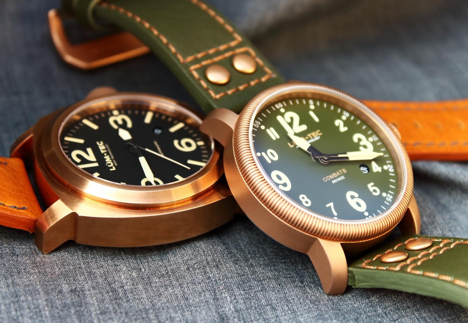Materiály hodinkových pouzder – díl 3 – BRONZ  90bff75964d