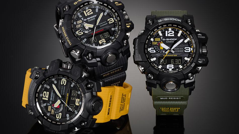 Casio G-Shock – synonymum pro odolné hodinky  2e7027699d0