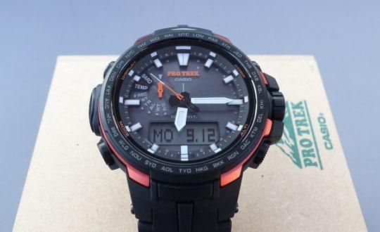 Uživatelská recenze hodinek Casio Pro Trek PRW-6100 – část 5 ... 2366b9e287