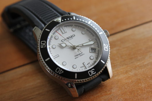 Christopher Ward Trident – potápěčské hodinky pro menší zápěstí 349fe8b6d0