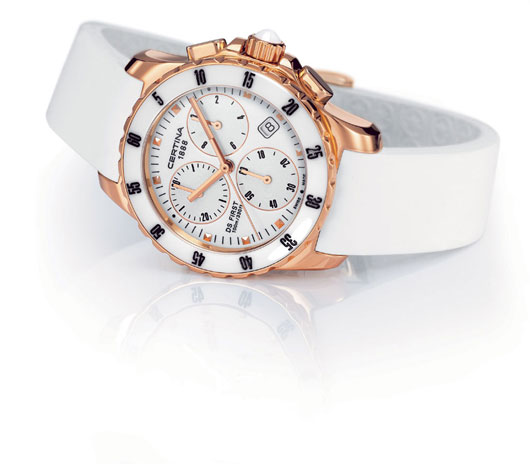Certina DS First Lady Ceramic