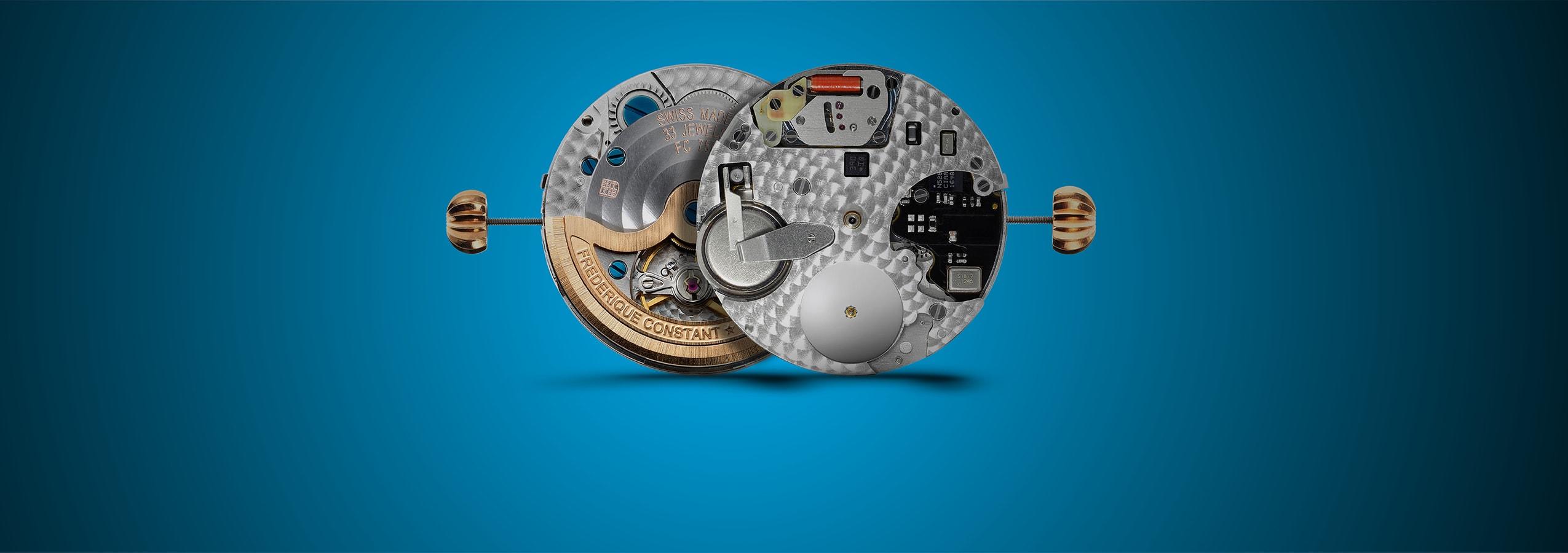 Hybrid Manufacture stačí spárovat s příslušnou aplikací a poté k  automatickým hodinkám přidávají funkce smartwatch 7d09341642