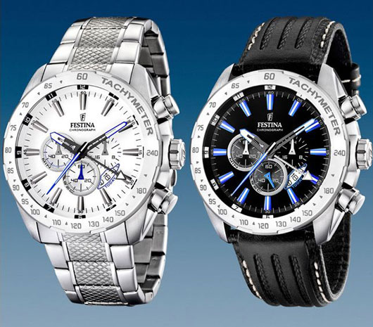 FESTINA CHRONO DUAL TIME