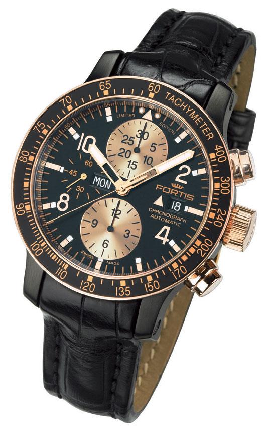 Nové modely hodinek Fortis Stratoliner