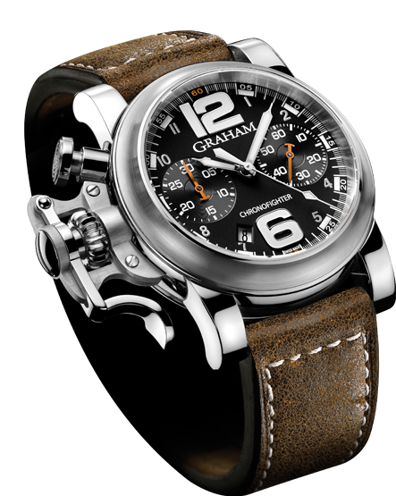 Graham Chronofighter Rac Black Fighter