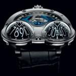 Žabí hodinky MB & F NO3 Frog
