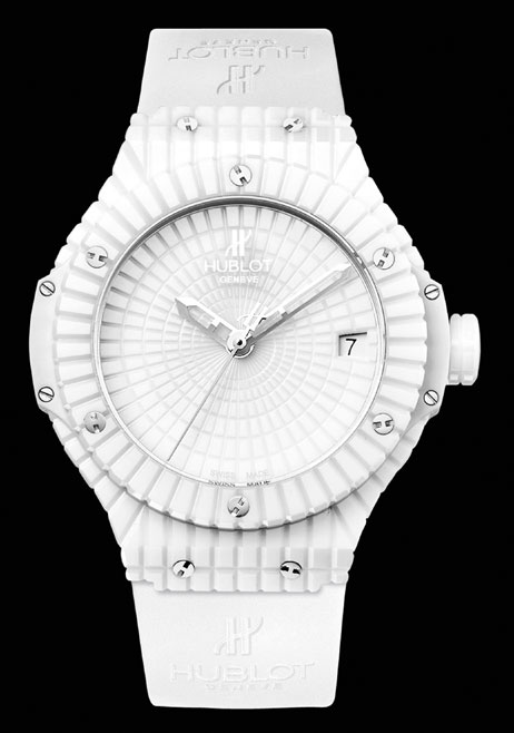HUBLOT WHITE CAVIAR