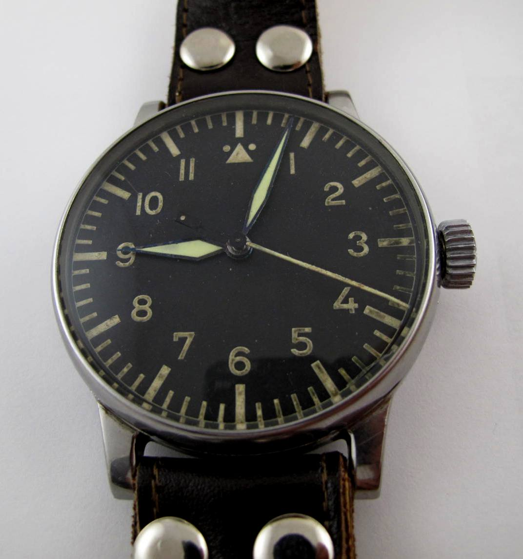 93ad6d8a2 Vojenské hodinky: Díl 1. – Největší legendy   Nosime-hodinky.cz