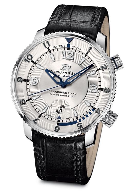 Jaermann & Stübi s limitovanou edicí 18 hodinek pro golfisty