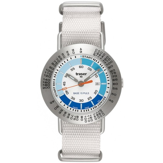 Traser P 7292 Pulse White nato