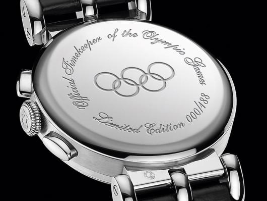 Limitovaná edice věnovaná zásadnímu milníku v historii Omegy - měření času na olympijských hrách