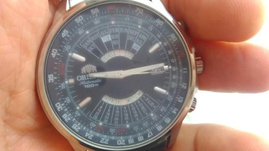 Orient CEU07005B ciferník