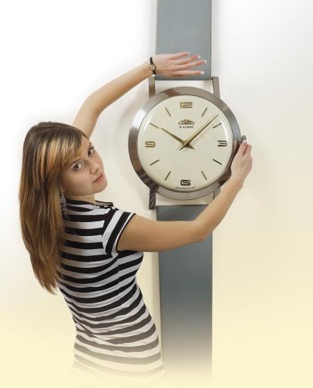 Unikátní hodinky PRIM byly zapsány do České knihy rekordů
