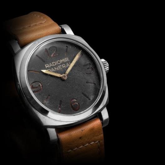 Panerai Radiomir - hodinky s radiovou luminiscencí