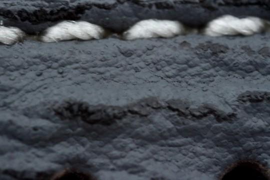 Rios Wave - detail žraločí kůže.