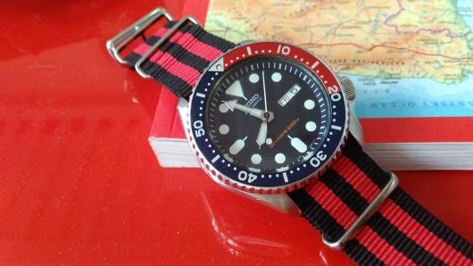 ... hodinek na světě a spolu se značkami Citizen a Casio tvoří majoritu  japonské hodinkové produkce. Řada SKX je v prodeji od roku 1995 a je  následovníkem ... bcee088e79