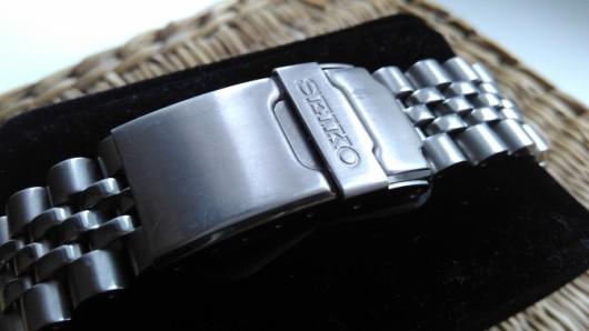 Seiko SKX009 ocelový tah