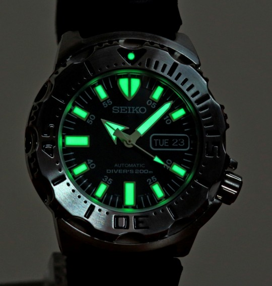 Seiko Monster za šera.