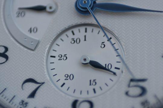 Seiko SPB041J1 - číslování datumovky je atypické.