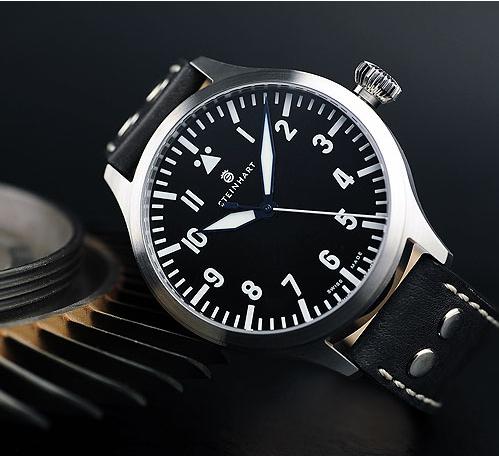 Steinhart - B-Uhren