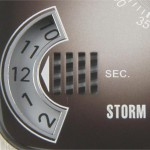 Hodinky STORM Duo Brown