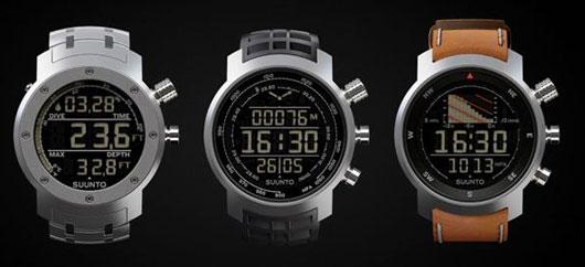 Nová modelová řada sportovních hodinek Suunto ELEMENTUM