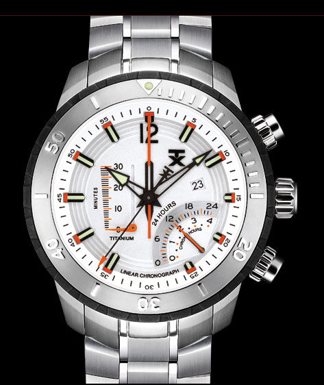 TX 800 Series Linear Chronograph