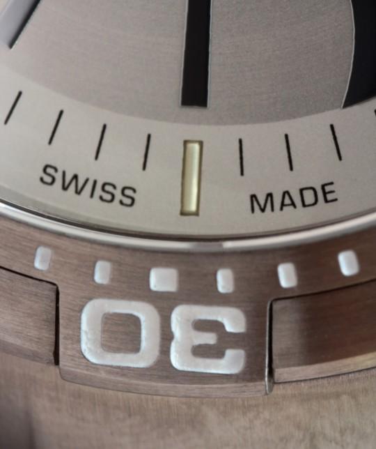 Traser Ladytime Silver jsou vyrobeny ve Švýcarsku.