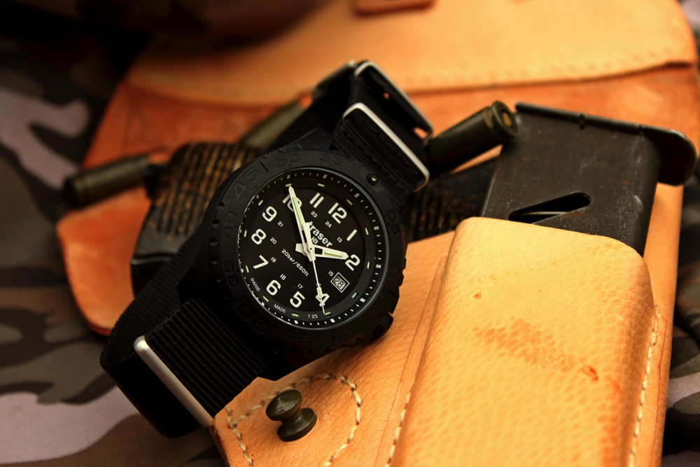 4a17871a69c Traser Outdoor Pioneer – odolné hodinky nejen pro milovníky přírody ...