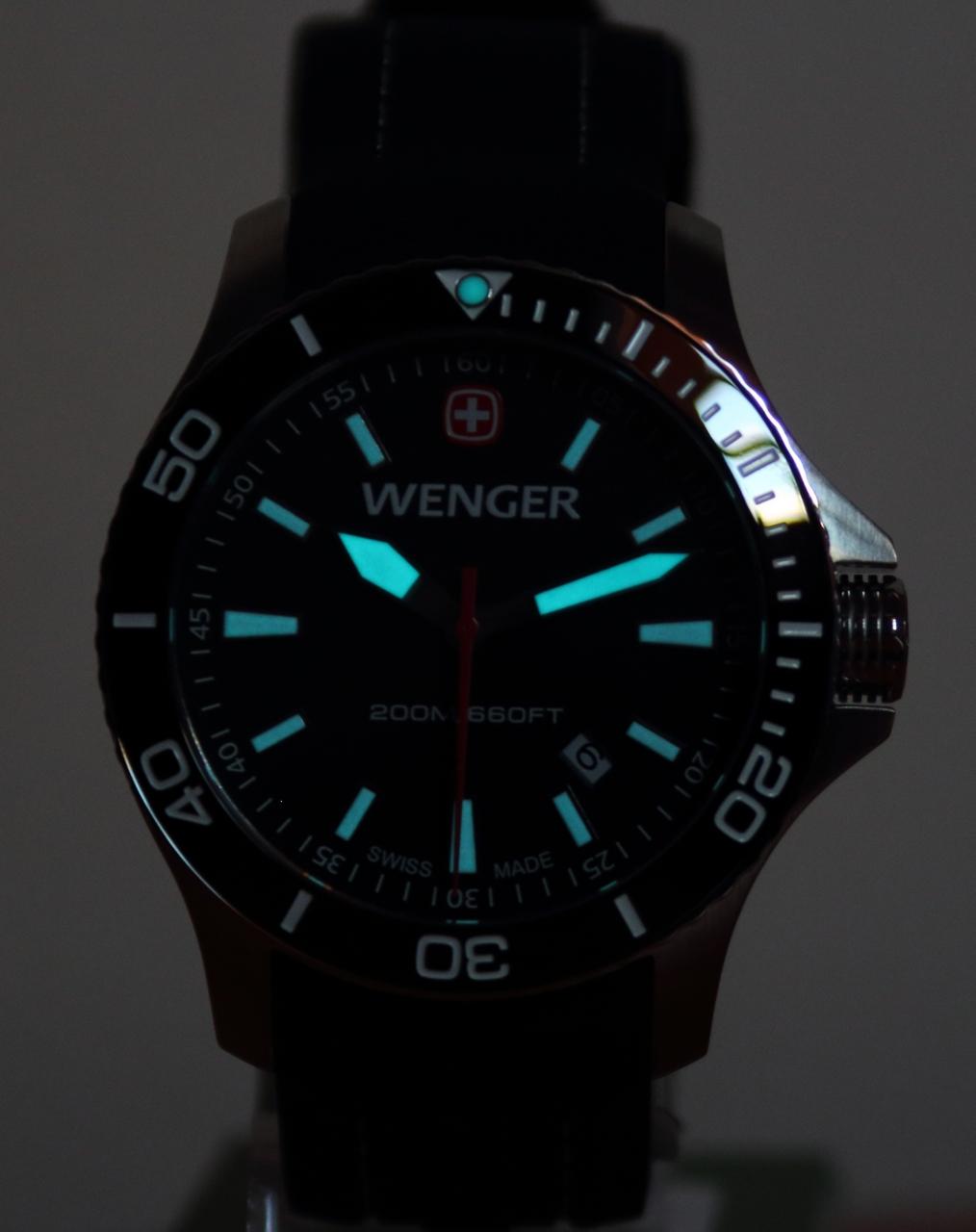 Wenger Sea Force – univerzální hodinky nejen pro námořnictvo ... 24ca028a53