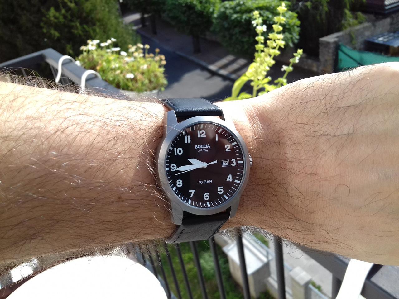 Krátká recenze hodinek Boccia Titanium 597-03  df1bcf3b0dc