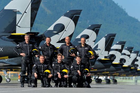 Breitling Chronospace Breitling Jet Team v limitované edici